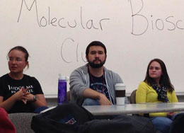 Molecular Biosciences (MBioS) Club